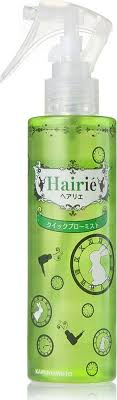 Спрей для быстрой <b>сушки волос</b> Kaminomoto Hairie Quick Blow ...