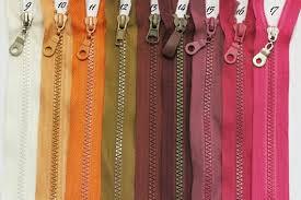 Separating zipper <b>30</b>-<b>100cm</b> 12-40 inches zipper Plastic   Etsy