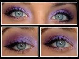 """Résultat de recherche d'images pour """"photos maquillage yeux violet"""""""
