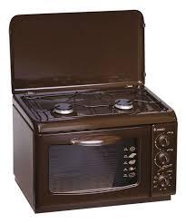 Купить Газовая <b>плита GEFEST</b> ПГЭ 120 К19 духовка, коричневый ...