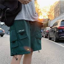 ZAZOMDE <b>Summer</b> new <b>men</b> pants fashion <b>loose</b> overalls <b>trend</b> hip ...