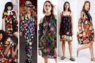Платья весна 2017 года модные тенденции
