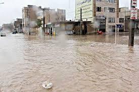 Image result for سیل آذربایجان شرقی