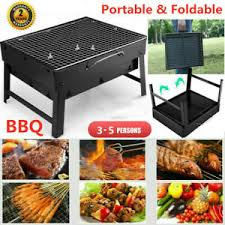 <b>BBQ Barbecue Grill Folding Portable Charcoal</b> Graden Outdoor ...