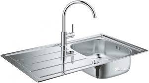 ROZETKA | <b>Кухонная</b> мойка <b>GROHE</b> Sink <b>K200</b> 860x500 ...