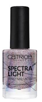 Catrice <b>Лак для ногтей Spectra</b> Light Effect Nail Lacquer 01, цвет ...
