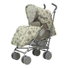 <b>Прогулочная коляска Rant</b> MOLLY ALU Stars, бежевый — купить в ...