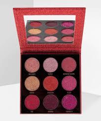 <b>Makeup Revolution Pressed Glitter</b> Palette Hot Pursuit at BEAUTY ...