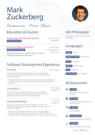 recruiters resume sample best images about resume design recruiters resume sample breakupus pretty varieties resume templates and samples insider endearing mark zuckerberg