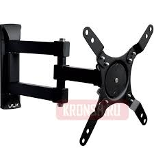<b>Кронштейн для телевизора VLK</b> Trento-105 (чёрный)