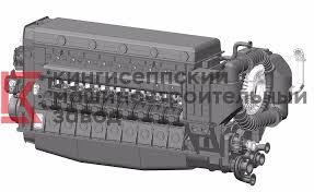 Русский Дизель. Производство дизельных двигателей ...