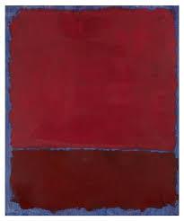 <b>Rothko Mark</b> | <b>NO</b>. <b>1</b> (<b>ROYAL RED</b> AND <b>BLUE</b>) (1954) | MutualArt