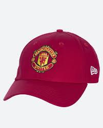 <b>Бейсболка New Era</b> Manutd, цвет: красный. 11213219-SCA ...