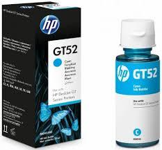 <b>Чернила HP GT52 Cyan</b> для DeskJet GT 5810/5820 AiO (~8000 стр)