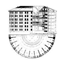 architectural transcendence b y 1 bentham s proposed panopticon
