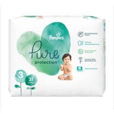 <b>Подгузники Pampers Pure</b> protection | Отзывы покупателей