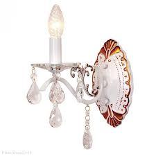 <b>Бра</b> свеча <b>727.41.1</b> «Tereziya» <b>Silver Light</b> (Франция) купить в ...