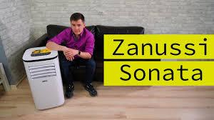Напольный <b>кондиционер Zanussi</b> Sonata. Идеальный <b>мобильный</b> ...