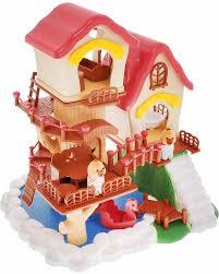 <b>Кукольный дом ABTOYS</b> Счастливые друзья PT-00307 — цена ...