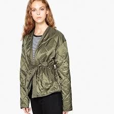<b>Куртка стеганая</b> покроя кимоно <b>La Redoute</b> Collections   <b>La Redoute</b>
