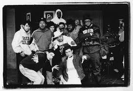 Hip Hop group Beastie Boys with <b>Run DMC</b> - Peter Anderson ...
