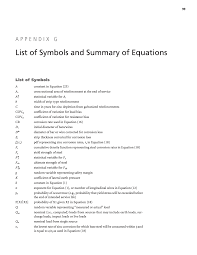 appendix g list of symbols and summary of equations lrfd metal page 99