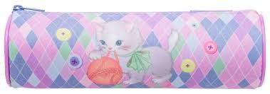 <b>TIGER FAMILY Пенал-тубус</b> Playfull Kitten (19040/G/TG) — купить ...