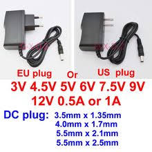 9v 1a <b>Ac</b> Adapter reviews – Online shopping and reviews for 9v 1a ...
