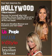 Image result for brazilian blowout
