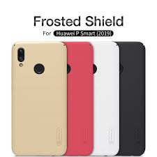 Nillkin Super Frosted Shield Matte <b>cover</b> case for <b>Huawei P Smart</b> ...