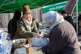 Image result for healthy neighborhoods NYC initiative city harvest