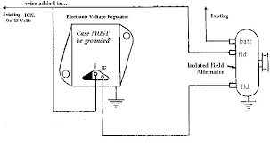 motorcraft 3 wire alternator wiring diagram the wiring ford vole regulator wiring diagrams