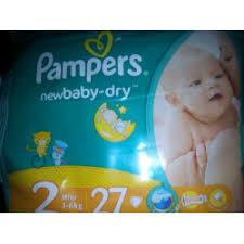Отзывы о <b>Подгузники Pampers New Baby</b>-<b>Dry</b>