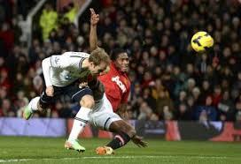 MU vs Tottenham
