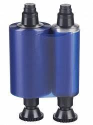 Синяя <b>монохромная лента</b> Evolis RCT012NAA купить: цена на ...