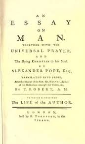 an essay on man alexander pope summary Study com Contents    Alexander Pope     s biography   The Rape of the Locke   An Essay on