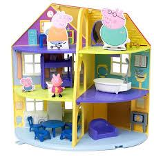 <b>Игровой набор РОСМЭН</b> Трехэтажный дом Пеппы 33850 ...