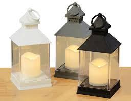 Фонарь ТИМСОН со <b>свечой</b>, пластик, тёплый белый <b>LED</b>-огонь ...