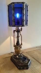 Стимпанк лампы | Плафон | Стимпанк, <b>Светильники</b>, Лампа