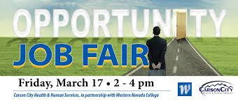 job fair western nevada college attention employers students job seekers