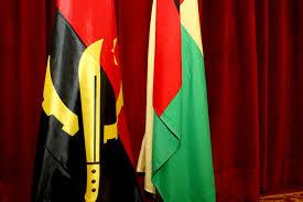 Image result for bandeira da guine bissau e de angola