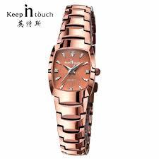 KEEP IN TOUCH Men Women Dress <b>Watches Luxury Lovers</b> ...