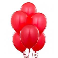 <b>Набор воздушных шаров Поиск</b> 30cm 100шт Red 4607145436112