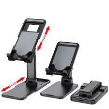 Cell <b>Phone Stand</b> (Upgraded), Angle Height Adjustable <b>Phone</b> ...