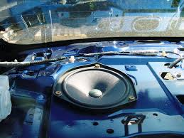 2001 2005 honda civic sedan car audio profile 2001 Ultra Rear Speakers Wiring Harness honda civic rear deck speaker Aftermarket Car Speakers
