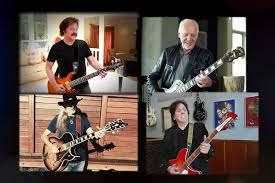 Watch Doobie Brothers and Peter Frampton Cover <b>Eric Clapton</b>