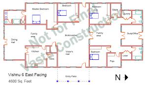 Vastu Homes  Vishnu   East FacingVishnu East Facing Plan Vishnu East