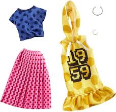 2020 Fashionistas Барби & <b>Кен</b>: <b>модные</b> наборы