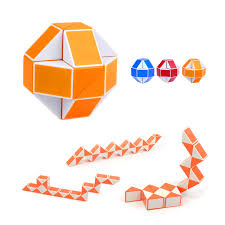 <b>1</b>/<b>3pcs Educational toy</b> Hot puzzles 3D Cool <b>Snake</b> Magic Variety ...