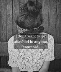 Getting Attached Quotes on Pinterest | Quotes About Heartbreak ...